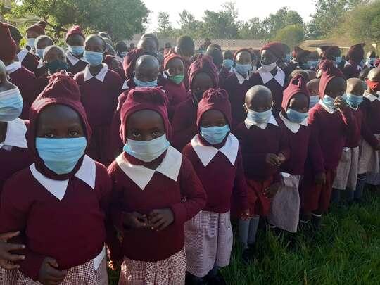 Pozdrowienia z Kenii - s. Ascelina Kowiel